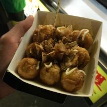 Taiwanese takoyaki