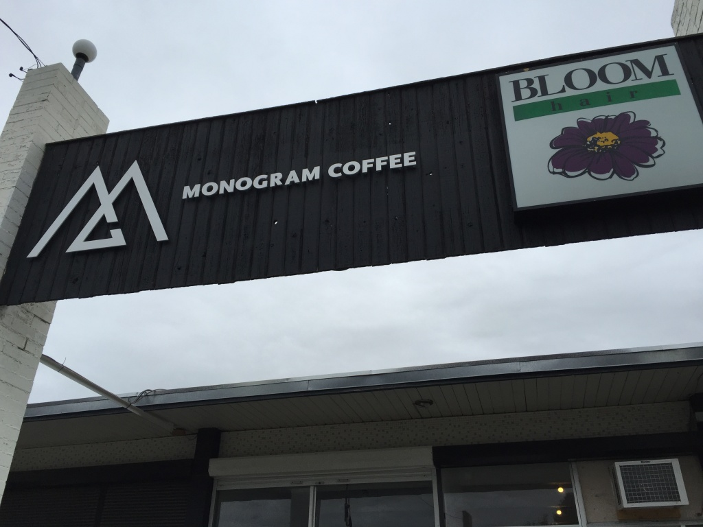 Monogram Coffee in Altadore.