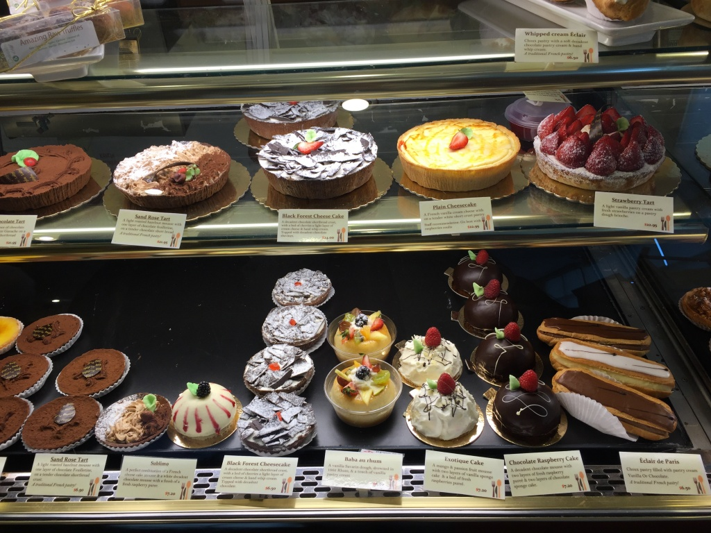 European desserts anyone?
