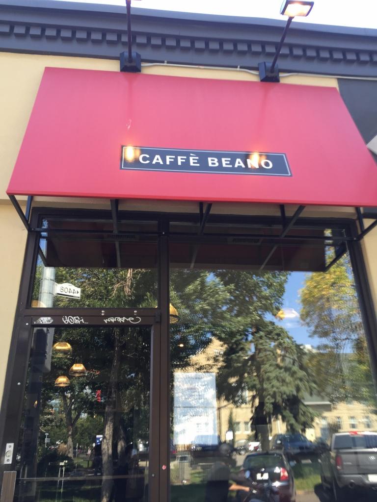 Caffe Beano.