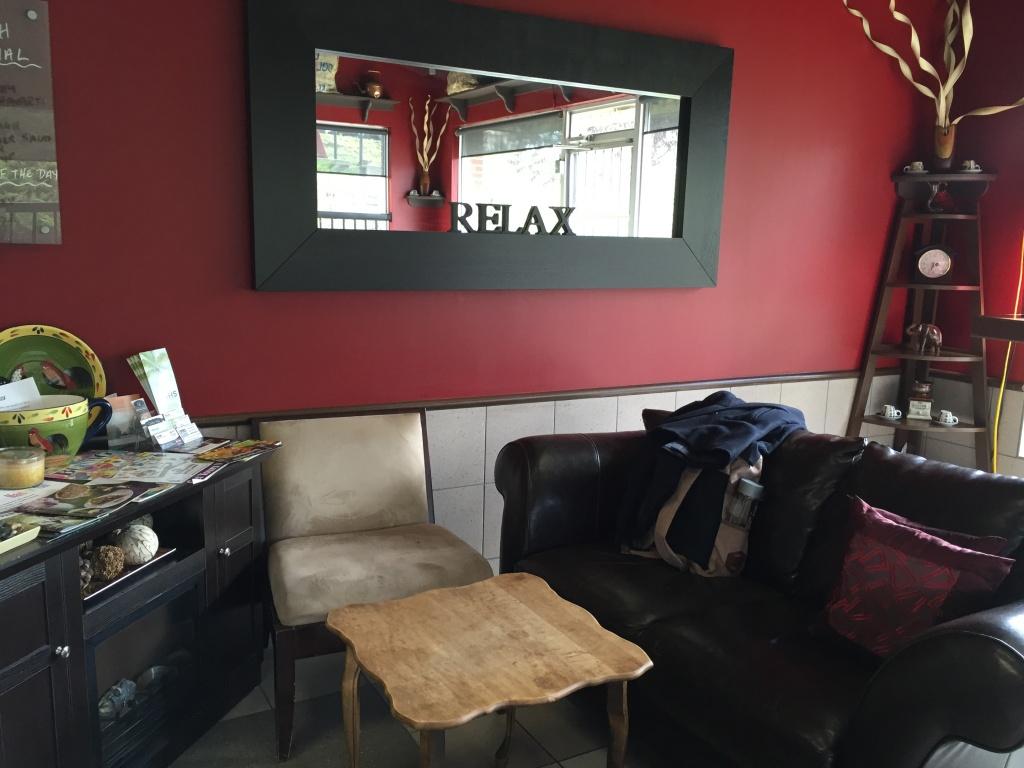Comfy sofa :)