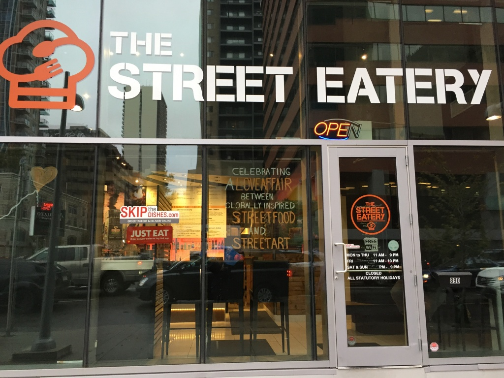 The Street Eatery.