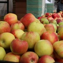 BC fresh apples! Yum!