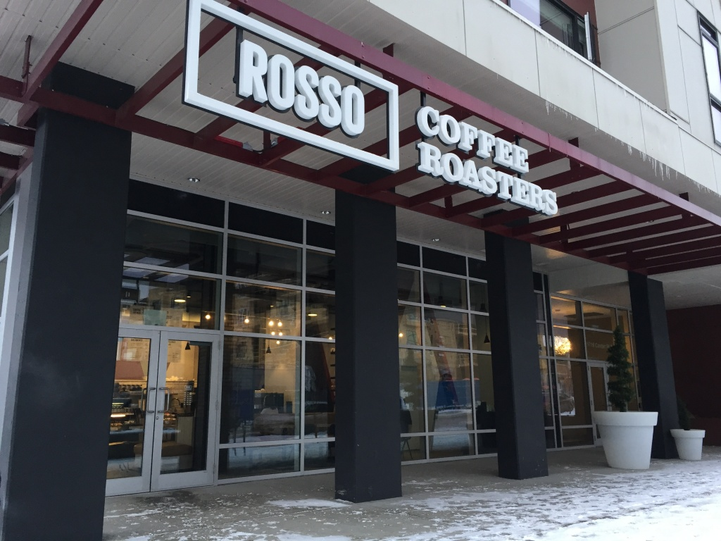 Cozy At Rosso Coffee Roasters On 17th Ave Jomama Eats