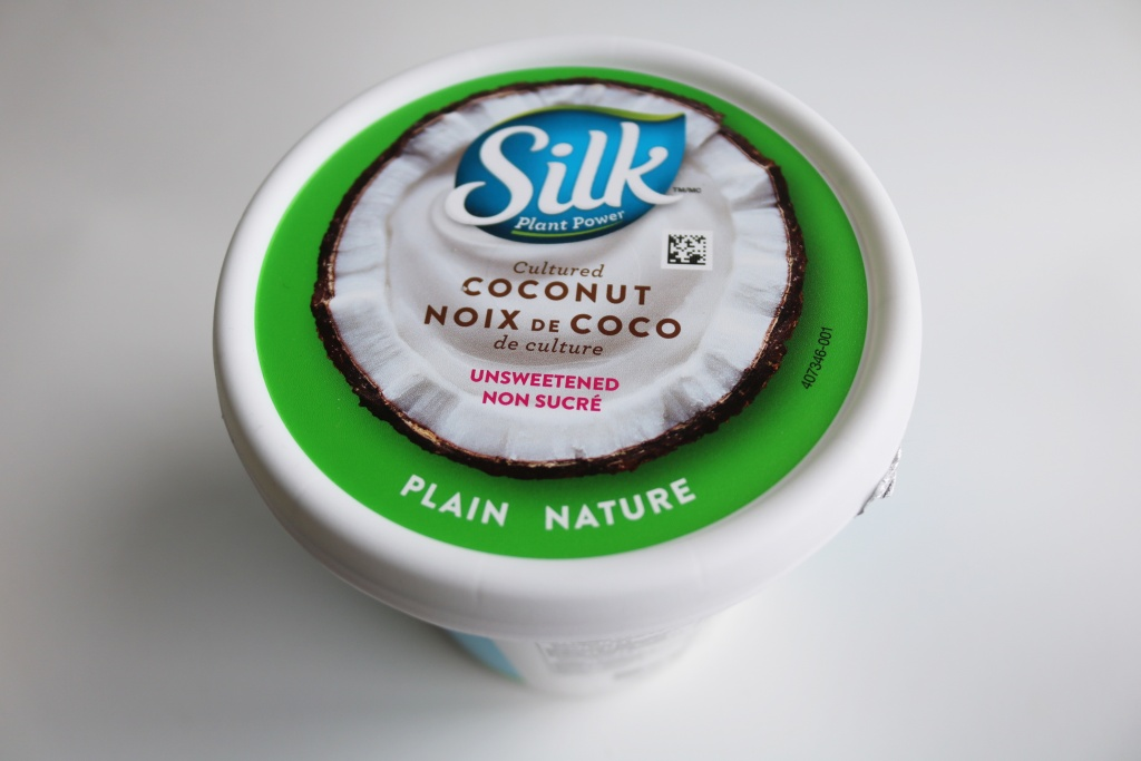 Silk Coconut Plain Yogurt Unsweetened